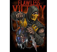 Scorpion: Flawless Victory Photographic Print