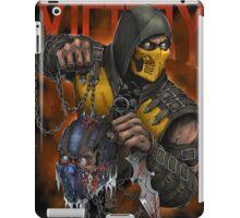 Scorpion: Flawless Victory iPad Case/Skin