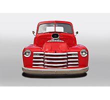 1953 Chevrolet 3100 Pickup Photographic Print