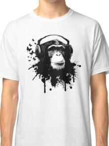 Monkey Business - Black Classic T-Shirt