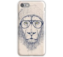 Cool lion iPhone Case/Skin