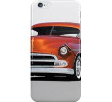 1951 Chevrolet Custom Coupe iPhone Case/Skin