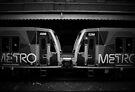 Metro Trains by Andrejs Jaudzems