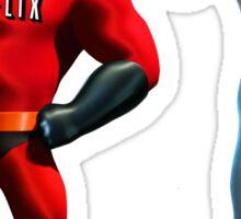 Netflix 'N Chill Sticker