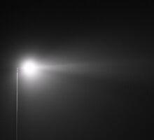 Light through the Mist by Rhys Herbert