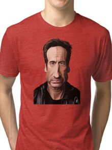 Celebrity Sunday - David Duchovny Tri-blend T-Shirt