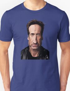 Celebrity Sunday - David Duchovny Unisex T-Shirt