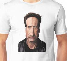 Celebrity Sunday - David Duchovny Unisex T-Shirt