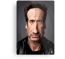 Celebrity Sunday - David Duchovny Metal Print