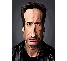 Celebrity Sunday - David Duchovny Photographic Print