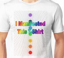 Manifest Aligned Unisex T-Shirt