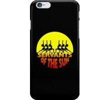 Servants of the Sun iPhone Case/Skin