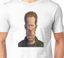 Celebrity Sunday - Tom Waits Unisex T-Shirt