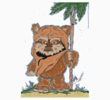 EWOK  One Piece - Short Sleeve