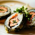 Dragon Eye Sushi by Angelo Narciso
