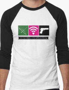 Original Team Arrow Men's Baseball ¾ T-Shirt
