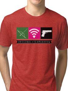 Original Team Arrow Tri-blend T-Shirt