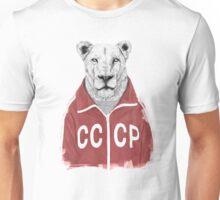 Soviet lion Unisex T-Shirt