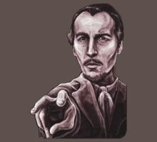 Christopher Lee - The Devil Rides Out Baby Tee