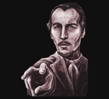 Christopher Lee - The Devil Rides Out by idolofmanyhands