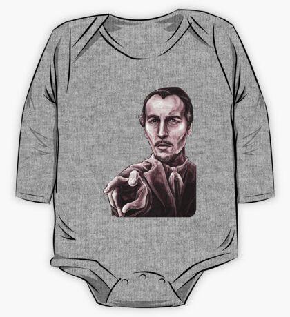 Christopher Lee - The Devil Rides Out One Piece - Long Sleeve