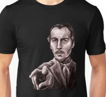 Christopher Lee - The Devil Rides Out Unisex T-Shirt