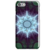 Spider Web fractal iPhone case design iPhone Case/Skin