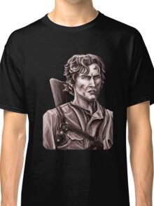 Bruce Campbell - Army of Darkness Classic T-Shirt