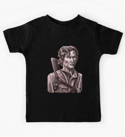 Bruce Campbell - Army of Darkness Kids Tee