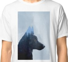 Double Exposure: Canon - Portrait Classic T-Shirt