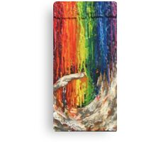 Rain Bow Canvas Print