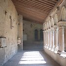 Cloister by Peter Reid