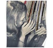 mrs. Vinyl Poster