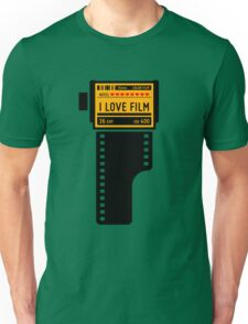I love film v.2 Unisex T-Shirt