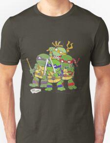 chibi tmnt T-Shirt