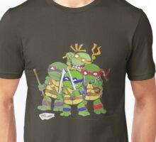 chibi tmnt Unisex T-Shirt