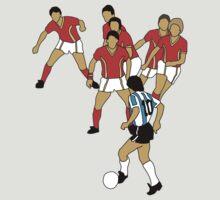 Diego Maradona by Hoidy10