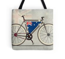 I love My Bike and Australia Tote Bag