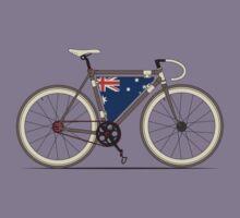 I love My Bike and Australia Kids Tee