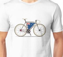 I love My Bike and Australia Unisex T-Shirt