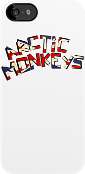 Arctic Monkeys - United Kingdom White by 0llie