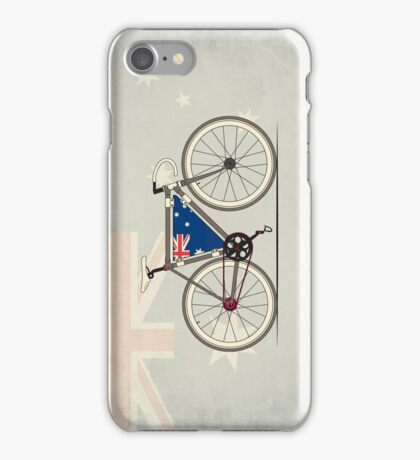 I love My Bike and Australia iPhone Case/Skin