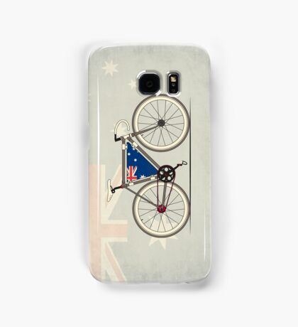 I love My Bike and Australia Samsung Galaxy Case/Skin