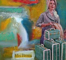 Mrs. Brown by Elizabeth Bravo