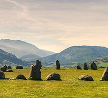 Castlerigg Stone Circle by Jamie  Green