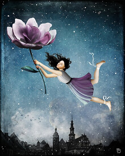 Now she is free by ChristianSchloe