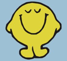 Mr Men - Mr Happy by gemzi-ox