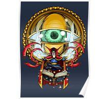 Doctor Strange in the Agamotto Eye Poster