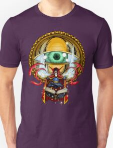 Doctor Strange in the Agamotto Eye Unisex T-Shirt