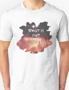 Nebulae #1 - What is out there T-Shirt
